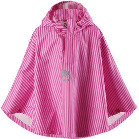 Reima Vesikko Rain Cape Kids Pink